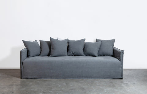 Slade Slipcover 3-Seater Sofa