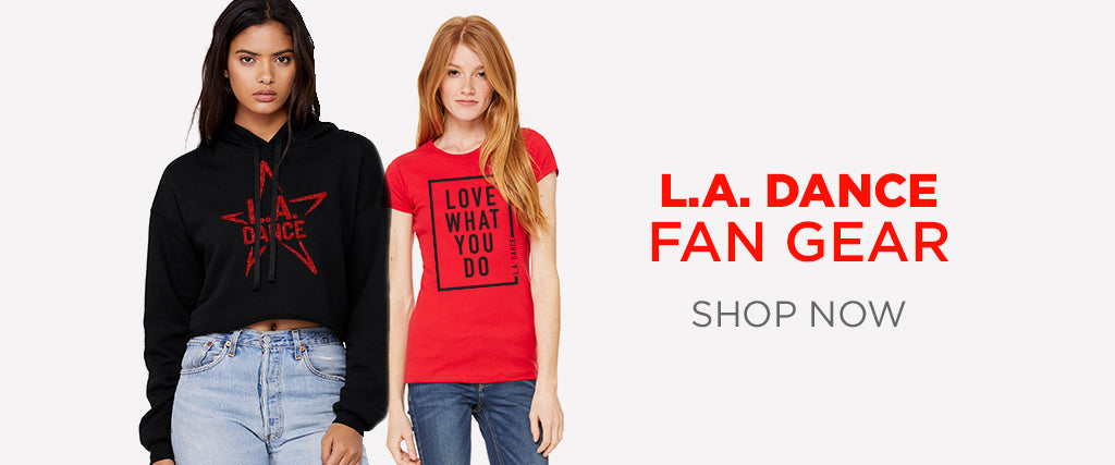 L.A. Dance Fan Gear