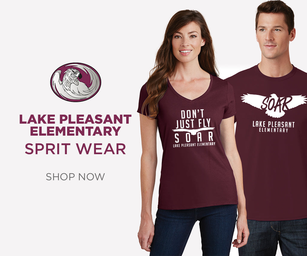 Lake Pleasant Elementary Sprit Wear