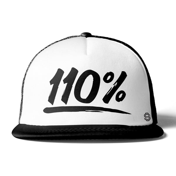 Off-Road Swagg 110% Premium Flat Bill Trucker Hat