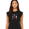Cancer Kid Famous Arrow Muscle Tee