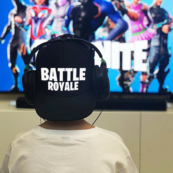 Battle Royale Trucker