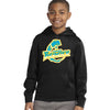 Youth Thunder Logo Hooded Sweatshirt