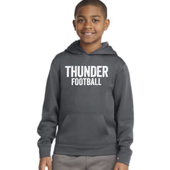 Youth Thunder Distressed Hoodie