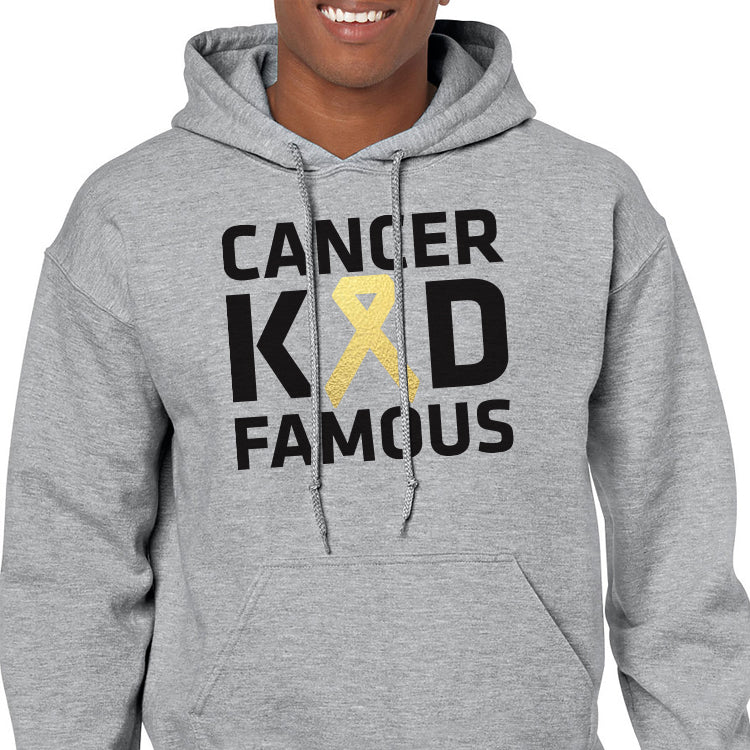 Cancer Kid Famous Hooded Sweatshirt YOUTH