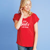 Dear Santa I can explain  Dolman Tee