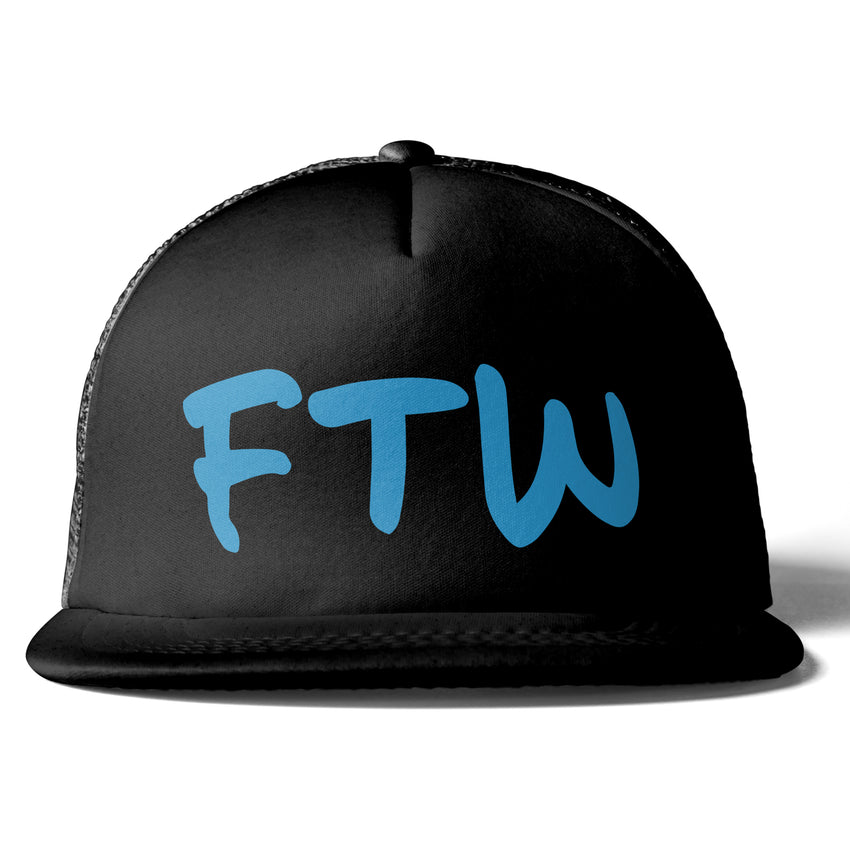 FTW (For The Win) Trucker