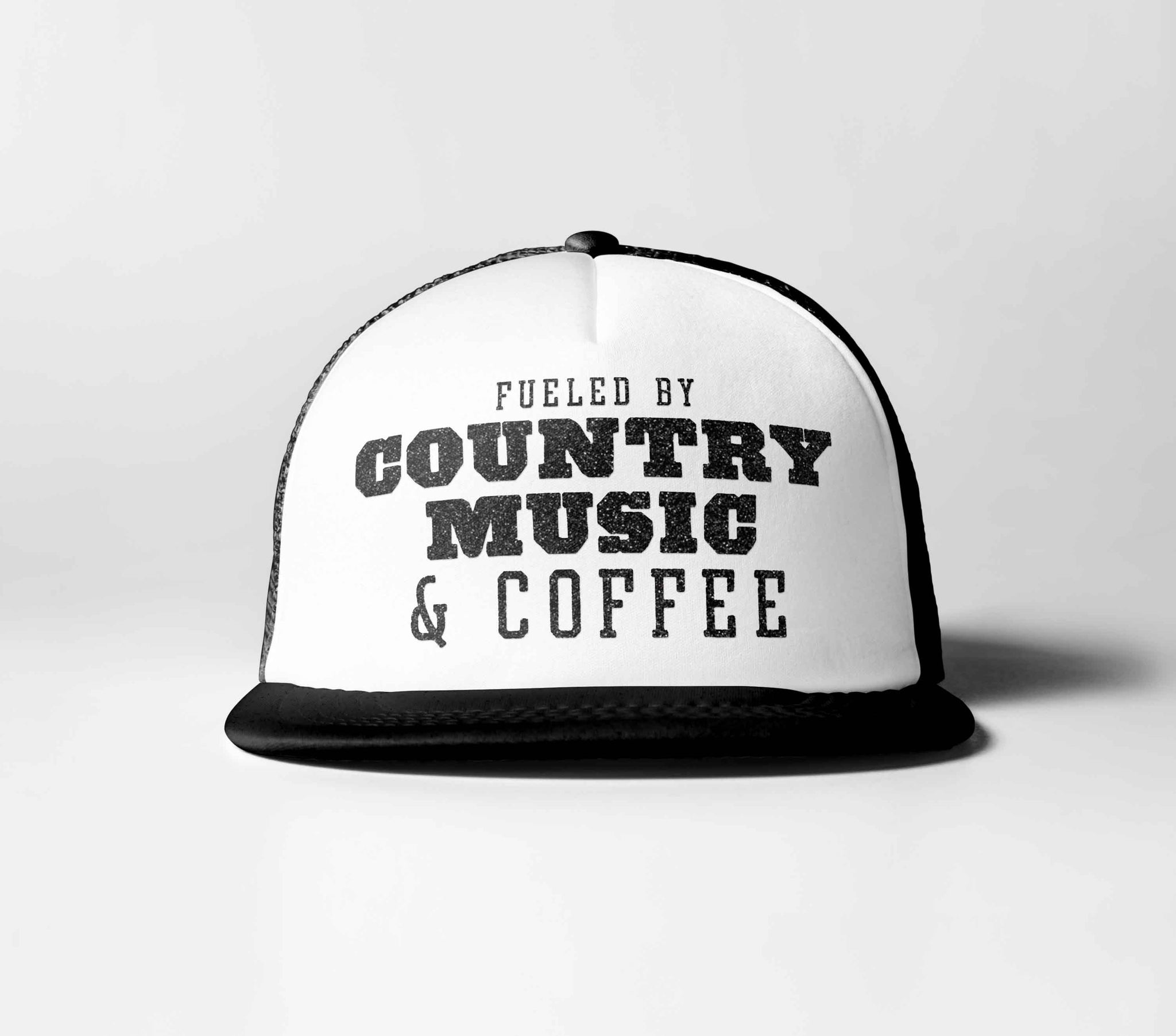 Fueled By Country Music & Coffee