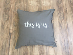 This is us pillowcase