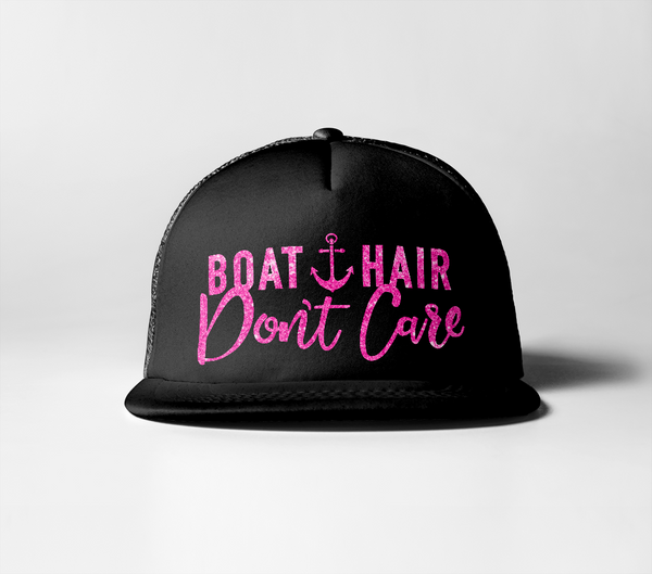 Boat Hair Don't Care (script)