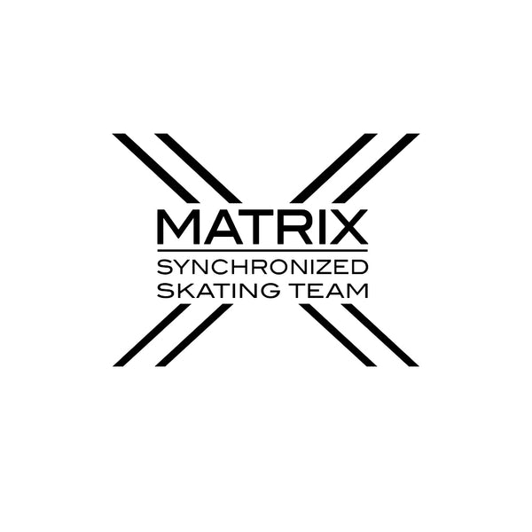 Matrix Synchro Vinyl Decals