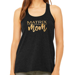 Matrix Mom Racerback Tee