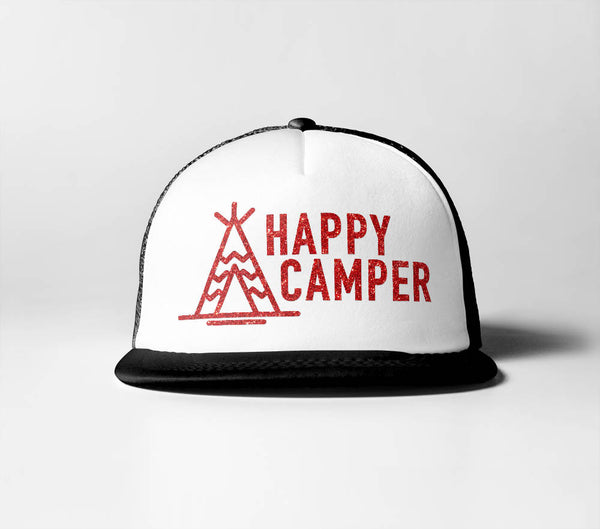 Happy Camper (Teepee)