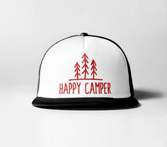 Happy Camper (Trees)
