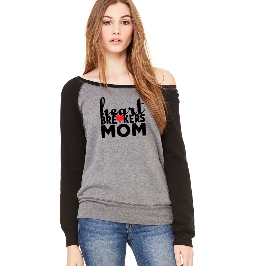 Heartbreakers Mom Slouchy Sweatshirt