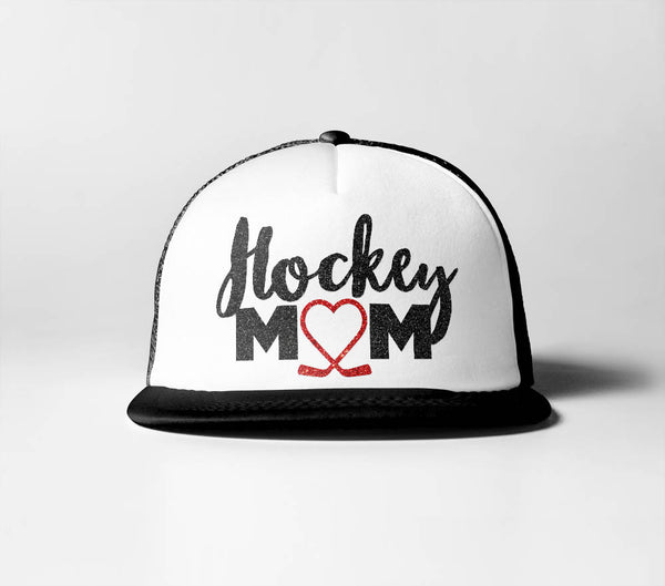 Hockey Mom (Heart)