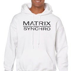 Matrix Synchro Unisex Hooded Sweatshirt