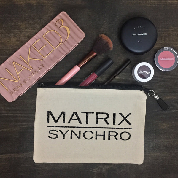 Matrix Makeup Bag