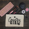 Country Girl Makeup Bag