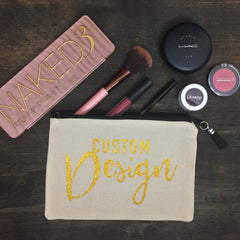 Custom Makeup Bag