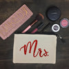 Mrs. Makeup Bag