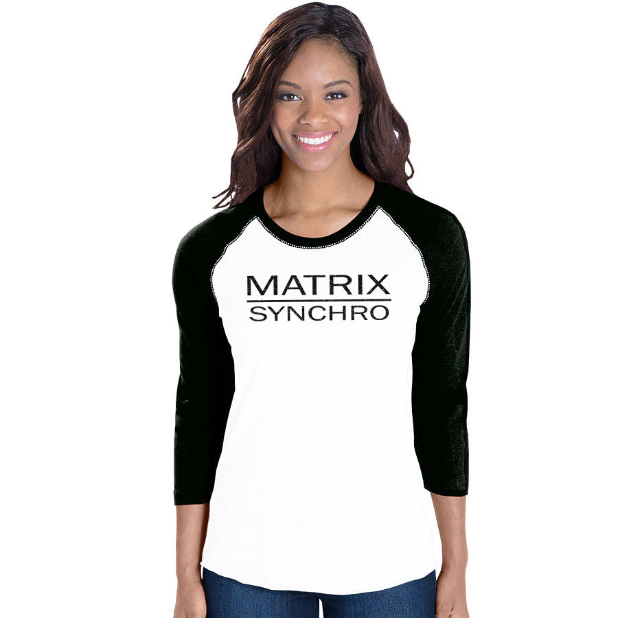 Matrix Synchro Baseball Tee