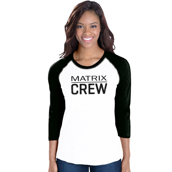 Matrix Crew Baseball Tee
