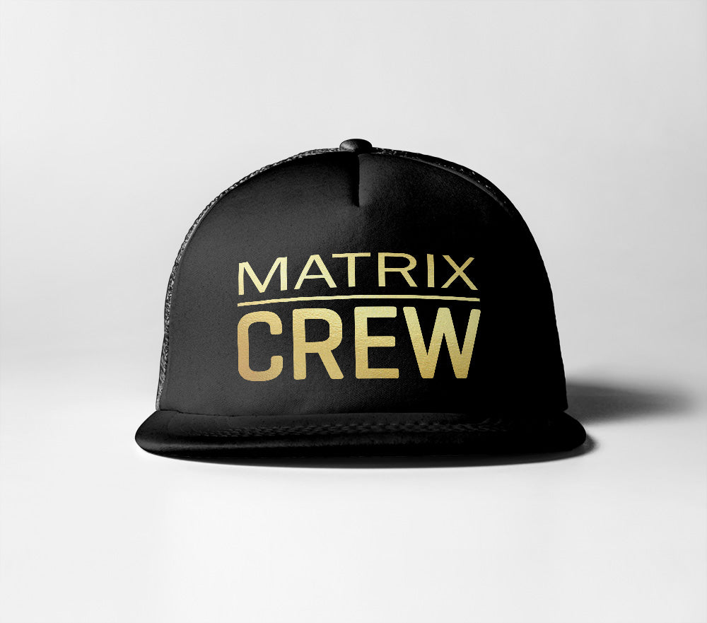 Matrix Crew Trucker Hat