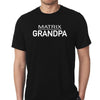 Matrix Grandpa Tee