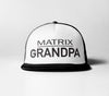 Matrix Grandpa Trucker Hat
