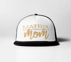 Matrix Mom Trucker Hat