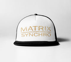 Matrix Synchro Trucker Hat