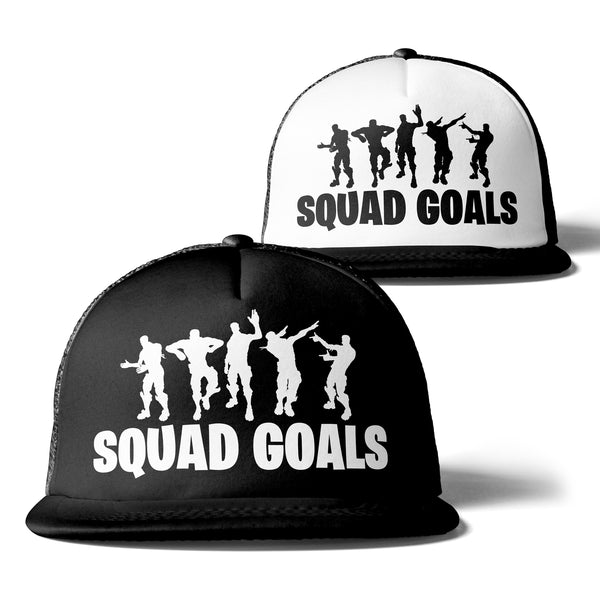 Squad Goals Trucker