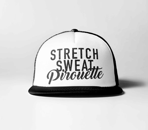 Stretch Sweat Pirouette