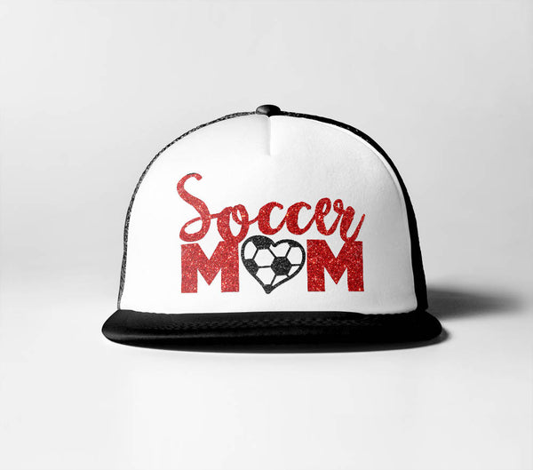 Soccer Mom (Heart)