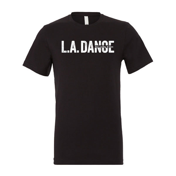 L.A. Dance (Lora's Academy of Dance) Distressed Tee