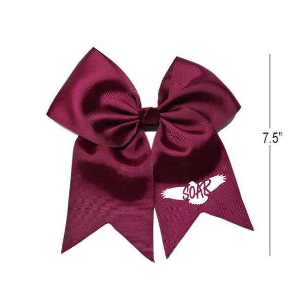 Solid Cheer Bow (4 different design options)