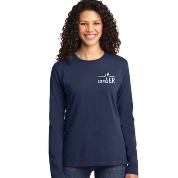 Boswell ER Ladies Long Sleeve Tee