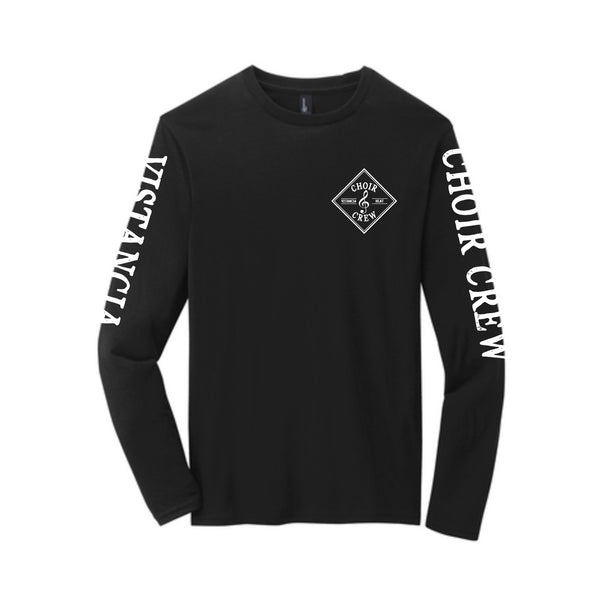 Vistancia Choir Crew Long Sleeve Tee