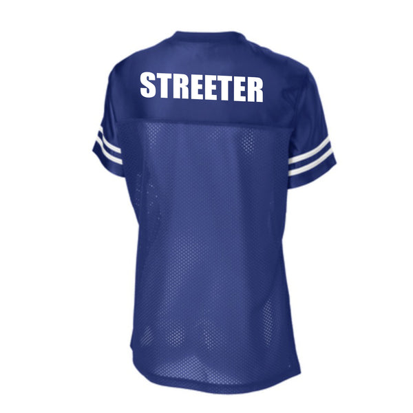 James Lee Dean Game Day Jersey. Support your player in a customizable jersey to make their team! Add your players last name to the jersey for the extra team spirit. Fan gear. Team gear.  Edit alt text