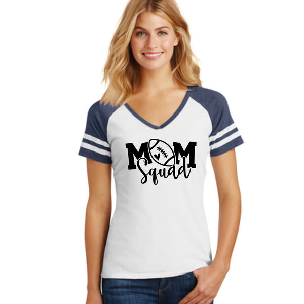 Women's Mom Squad Tee