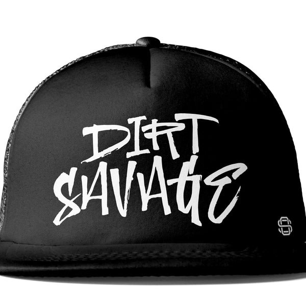 Off-Road Swagg Dirt Savage Premium Flat Bill Trucker Hat