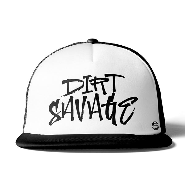 Off-Road Swagg Dirt Savage Premium Flat Bill Trucker