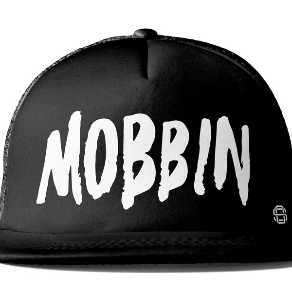 Off-Road Swagg Mobbin Premium Flat Bill Trucker Hat