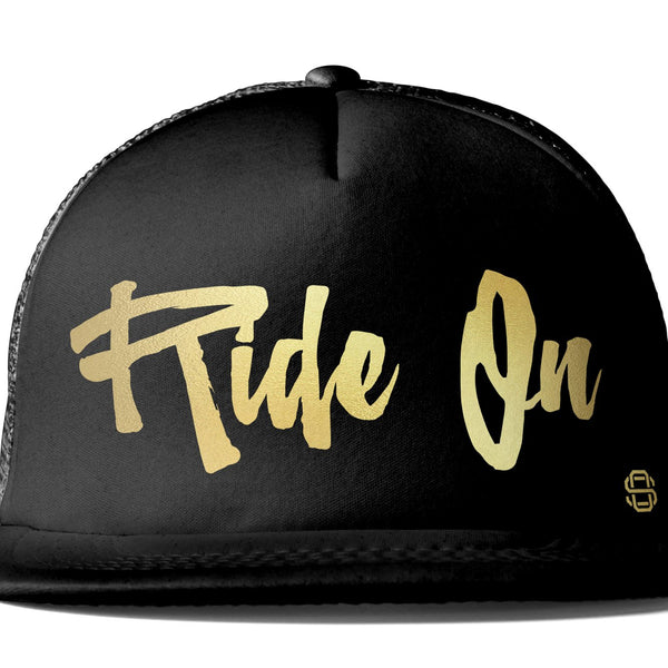 Off-Road Swagg Ride On Premium Flat Bill Trucker Hat