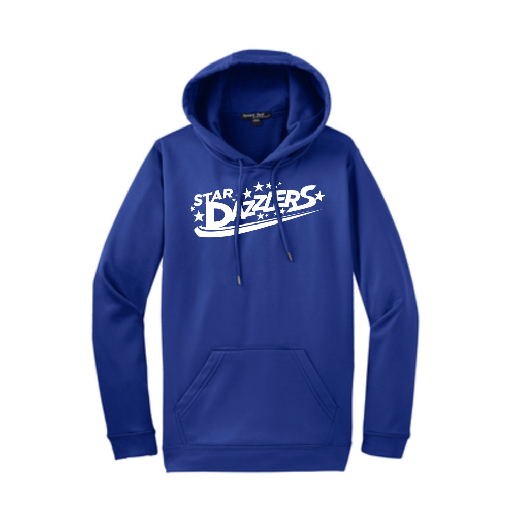 Star Dazzlers Youth Sport-Wick® Fleece Hooded Pullover