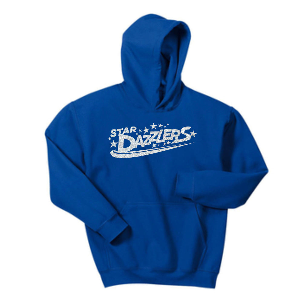 Star Dazzlers Youth Heavy Blend™ Hooded Sweatshirt