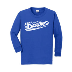 Star Dazzlers Adult Unisex Performance® Long Sleeve T-Shirt