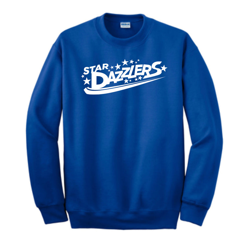 Star Dazzlers Youth DryBlend® Crewneck Sweatshirt