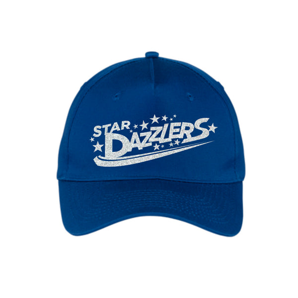 Star Dazzlers Five-Panel Twill Cap (Blade)